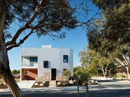 Stealth density in suburbia: Step House a sustainable first home for Gen Y Australians