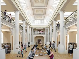 $88.1m revitalisation of State Library of Victoria set to begin