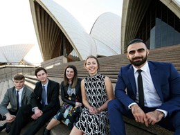The Opera House is calling all Australian architecture students