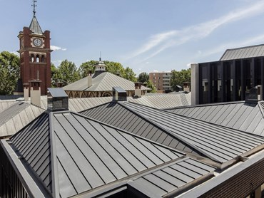 The Wagga Wagga Courthouse redevelopment by TKD Architects. Image: Brett Boardman