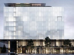 "Carr reveal designs for ""subtly animated"" hotel on Melbourne super site"