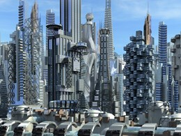 Robot cities: three urban prototypes for future living