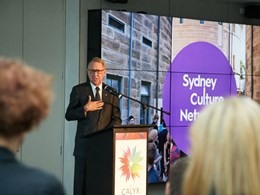 Art and culture icons join forces to launch the Sydney Culture Network