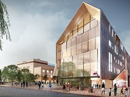 John Wardle Architects releases designs for Ballarat government building