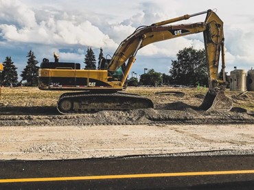 The Australian road construction sector is expected to hit record levels of activity over the next two years, according to industry analyst and economic forecaster, BIS Oxford Economics. Image: Rosemary Bayer