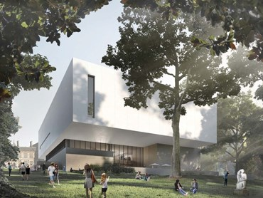 JPW's designs for the Chau Chak Wing Museum at The University of Sydney are now on public display. Image: JPW