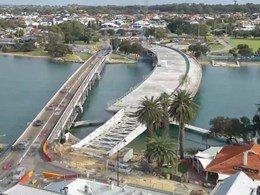 Mandurah to spend $500k on artists to help bridge the passage of time