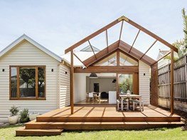 Gable House: Bringing light and life into an old classic