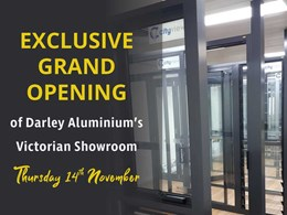 Darley opens new Victoria showroom today