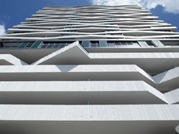 Case Study: Taubmans Armawall and Pure Performance paints specified for VQ Harbour Views building in Rhodes