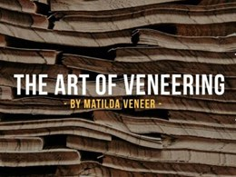 Video Blog: The Art of Veneering