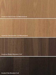 Laminex unveils four new designs in Finished Natural Timber Veneers range