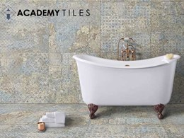 Academy Tiles launches new porcelain collection with Vintage series