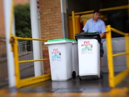 Vinyl Council's PVC Recycling in Hospitals unaffected by Chinese ban