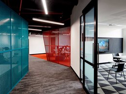 Carpet tiles add contemporary vibe to TAFE institute