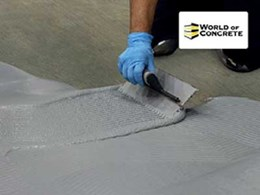 Flowcrete to demonstrate floor coatings, primers and sealers at World of Concrete 2017