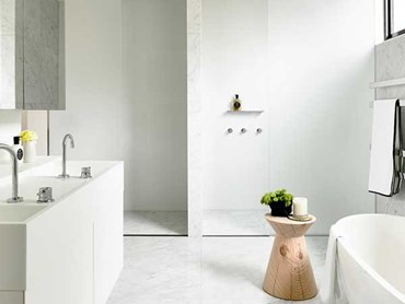CDesign collection of basins and cabinets