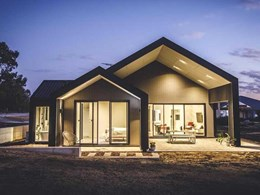 Award winning open plan rural home features Carinya doors and windows