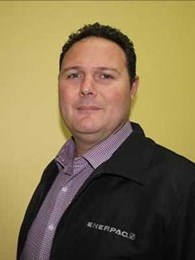 Enerpac appoints new Integrated Solutions Manager