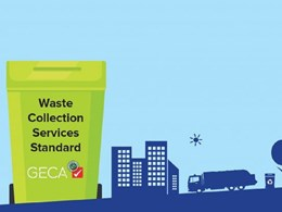 GECA's new standard sets sustainability benchmark for waste management