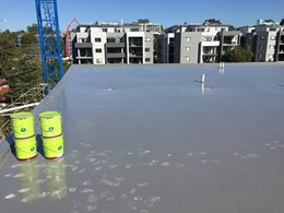Wet area waterproofing for the toughest sites and applications