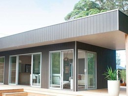 Green home designer specifies Weathertex cladding for their transportable homes