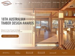 Australian Timber Design Awards launches new website