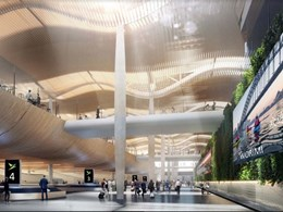 Zaha Hadid-Cox designs for new Western Sydney Airport