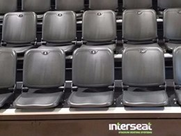Interseat retractable seating system installed at new $31.5 million Henbury School