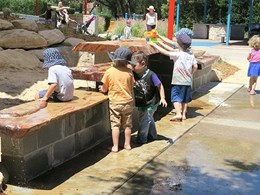 Children's playground reinvented with all-inclusive design and Moduplay systems