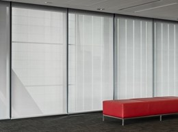 Sustainability objectives met at Sydney office building with Hunter Douglas roller blinds