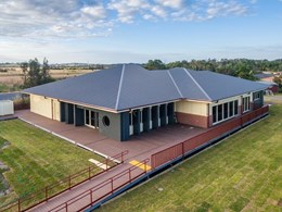 Ballina School upgrade enhanced with Futurewood CleverDeck