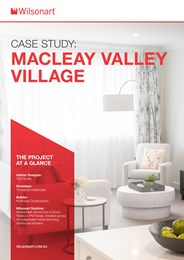 Case Study: Macleay Valley Village