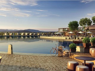 A lakeside community, greater choice in housing and thousands of jobs close to home underpin the final strategy for North Wilton, according to the NSW government. Image: Supplied