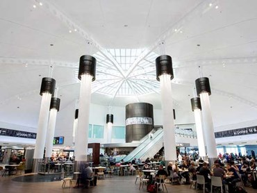 Perth's Qantas Domestic Terminal 4