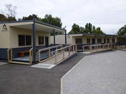 Ausco Modular helps with speedy restoration of Yarra Valley school operations after devastating fire
