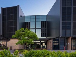 Aluminim cladding meets design brief at new Australian Catholic University learning facility