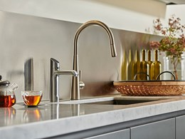 Sleek design and slick function with Zip HydroTap