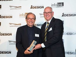 Prof Ken Maher wins ZEGO-sponsored Lifetime Achievement at 2016 Sustainability Awards