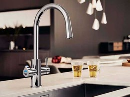 New Zip HydroTap All-In-One ARC tap meeting boiling, chilled and sparkling needs