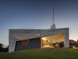 Religious architecture: Redefining a place of worship for modern times