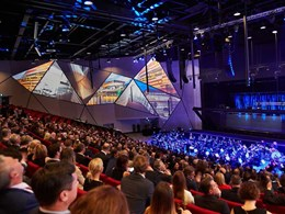 Digilin designs lighting and controls for Adelaide Convention Centre