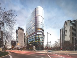 Bates Smart designs Melbourne's first CLT hotel