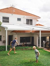 Aalta retractable roofs help Northern Beaches family enjoy the outdoors all year round