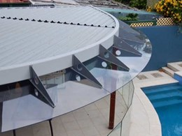 Allplastics polycarbonate panels offer superior alternative to glass in roofing and awnings