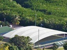 MakMax engineers first bowls roof for cyclonic conditions