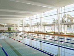PERMALITE aluminium roofing found ideal for challenging aquatic centre redevelopment