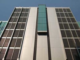 Correctly specifying building and architectural louvres