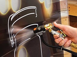 EXAIR launches new anti-static air gun with CE, UL and RoHS approval