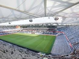 Stoddart completes massive kitchen fitout at Bankwest Stadium